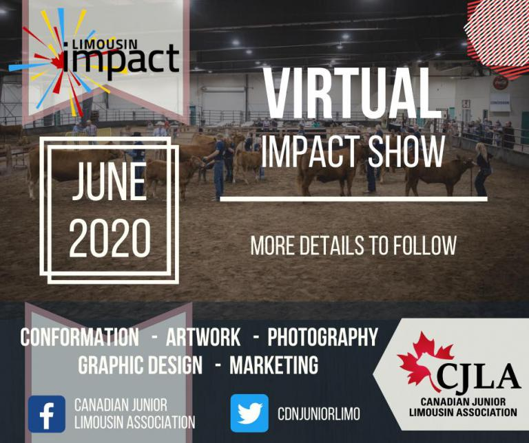 Virtual Impact Show Announcement